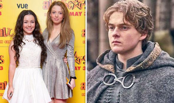 The Last Kingdom season 3 cast: Who is Amelia Clarkson? Who
